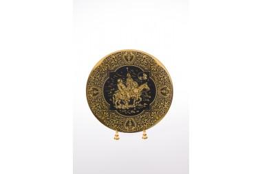 DA805 Damascene plate 25 cm