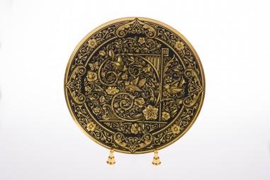 DA806 Damascene plate 25 cm
