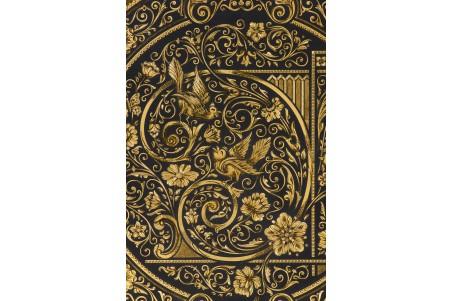 DA806 Plato damasquinado 25 cm
