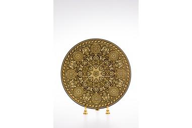 DA809 Damascene plate 25 cm