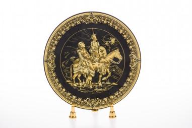 DA810 Damascene plate 20 cm