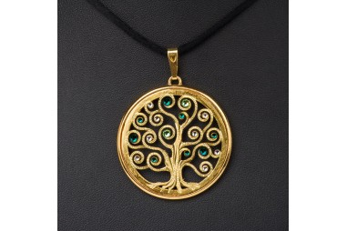 "DA841 ""Tree of life"" pendant"