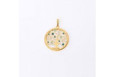 "DA851 ""Tree of life"" pendant"