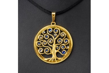 "DA842 ""Tree of life"" pendant"