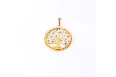 "DA852 ""Tree of life"" pendant"
