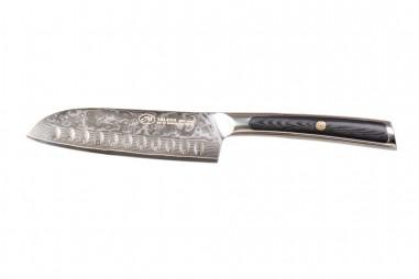 Mediterranean Santoku knife 12,5 cm...