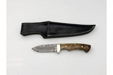Cuchillos acero damasco artesanales - CU208AD