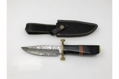 Cuchillos acero damasco artesanales - CU211AD