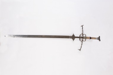 Two-handed great sword ES716....