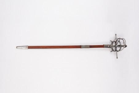 ES711 Espada Lazos Gavilanes Calados